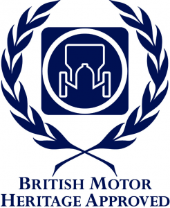 British Motor Heritage Approved